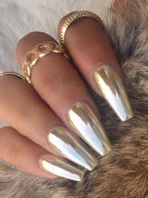 تك رنگ طلايى و باكيفيت عالى
